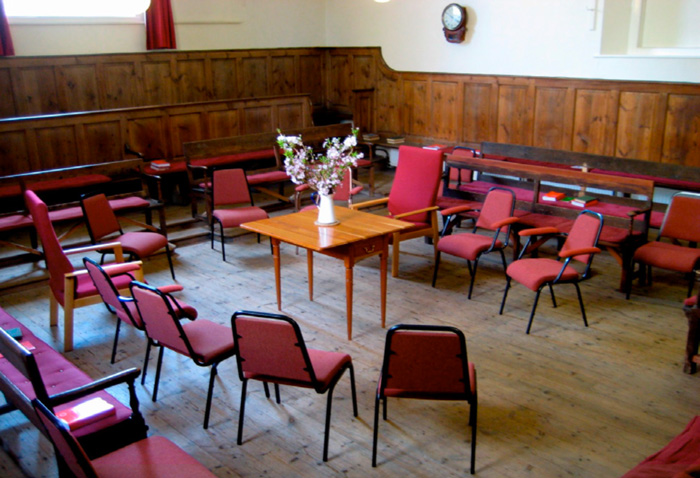 Frenchay downstairs meeting room